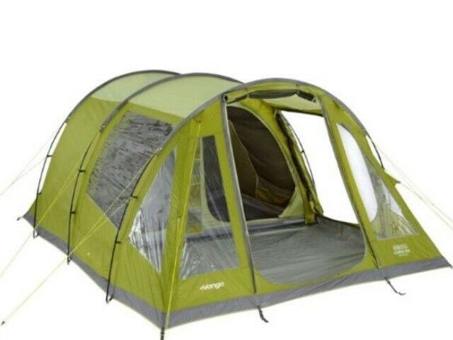 Vango Icarus 500 Tent Awning Deluxe 500 Carpet With