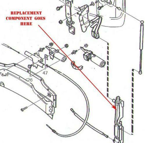 volvo window motor wiring diagram