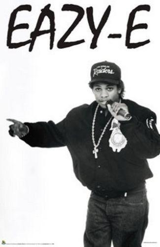 Motivational Funny Quotes Rap Wallpaper Eazy E Poster Ebay