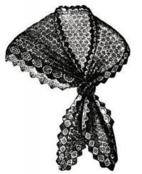 Victorian Shawl | eBay