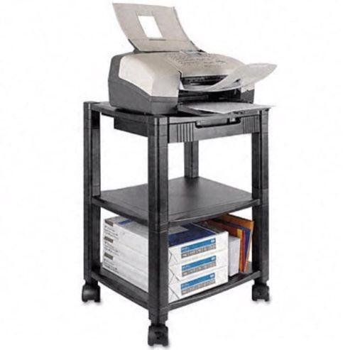 Meuble Support Imprimante Printer Table | Ebay