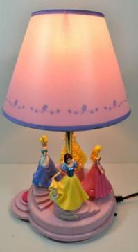 Disney Princess Lamp | eBay