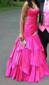 Used Quinceanera Dress Gown | eBay
