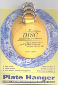 Disc Plate Hangers | eBay