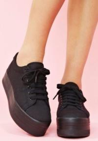Jeffrey Campbell Platform Sneakers | eBay