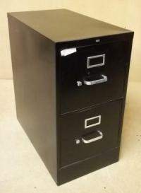 Used 2 Drawer File Cabinet | eBay