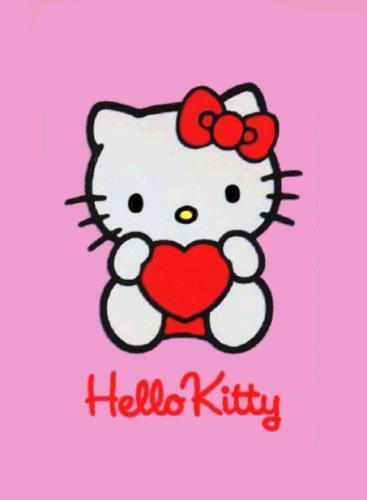 Girls Pink Bedroom Wallpaper Hello Kitty Curtains Ebay