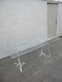 Lucite Dining Table | eBay