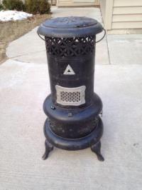 Antique Oil Heater Stove - Best 2000+ Antique decor ideas