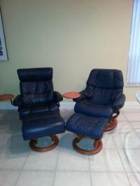 Stressless Chair | eBay