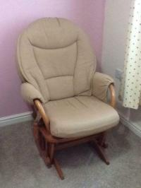 Dutailier Nursing Chair | eBay