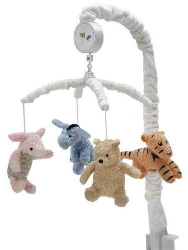 Mobile Crib Musical Classic Pooh Mobile Ebay