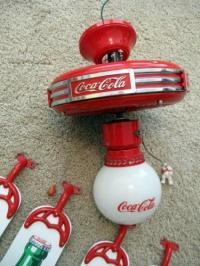 Coca Cola Ceiling Fan | eBay