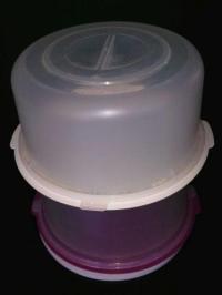 Tupperware Cake Holder | eBay