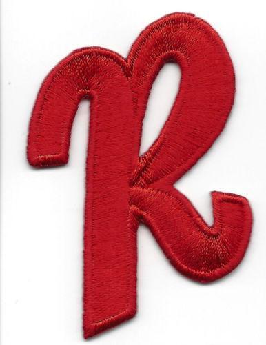 sew on monogram letters