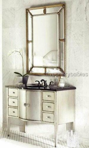 Decorative Mirror Rectangle Extra Large Wall Mirrors Ebay