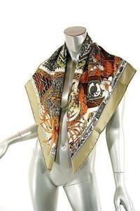 Hermes Scarf Jardin: Scarves & Wraps | eBay