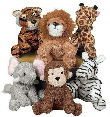 Jungle Stuffed Animals Ebay