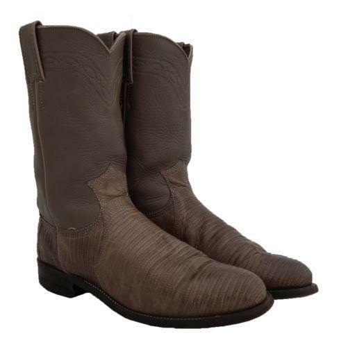 Womens Justin Roper Cowboy Boots Ebay