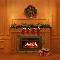 CHRISTMAS-TREE-INDOOR-FIREPLACE-10x10-CP-PHOTO-SCENIC ...