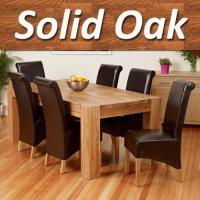 Oak Living Room Furniture Set | eBay
