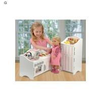 American Girl Doll Kitchen Set   eBay