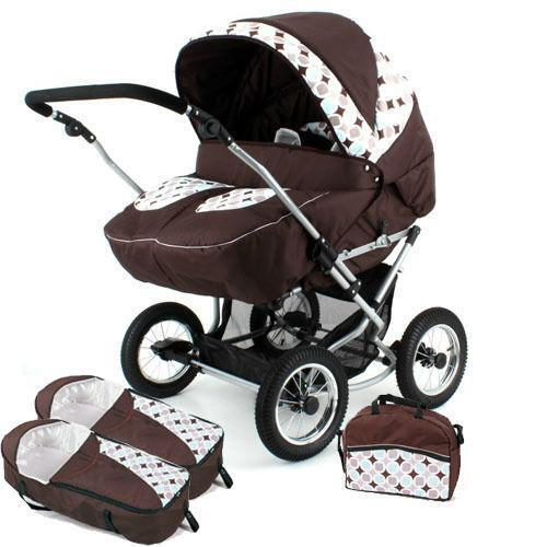 Cheap Prams Pushchairs Uk Twin Prams From Birth Ebay