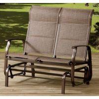 Garden rocker/glider double chair outdoor garden furniture ...