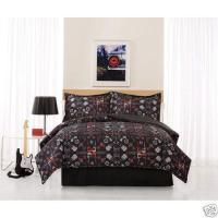 Guitar Bedding Twin