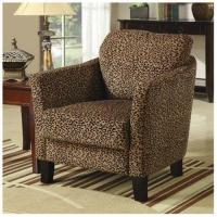 Animal Print Living Room Chairs