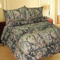 King Camo Bed Set