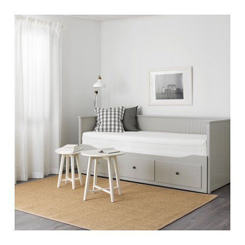 Roba Tagesbett Ikea Hemnes Convertible Day Bed Into Single Double Cot Bed