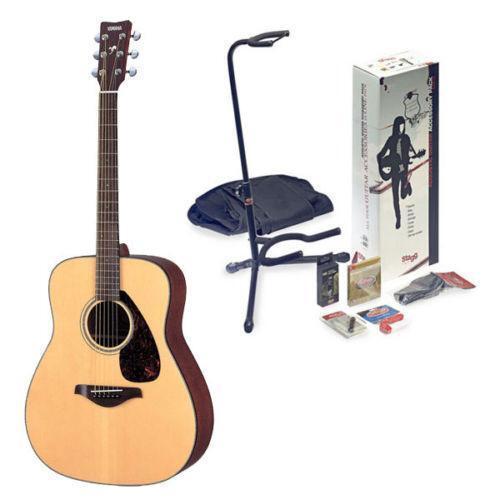 $_3 Yamaha Fg700s Folk Acoustic Guitar