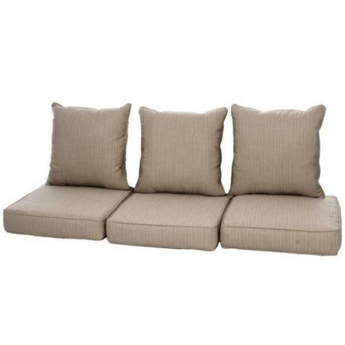 Sofa Cushions Set Outdoor Couch Cushions | Ebay