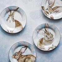Williams Sonoma Easter Plates   eBay
