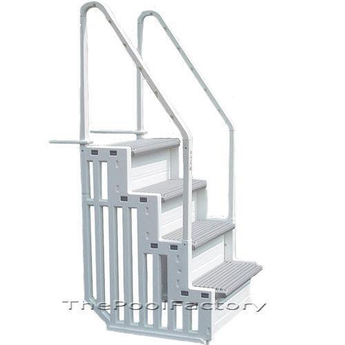 Jacuzzi Pool Ladder Confer Pool Steps | Ebay
