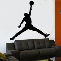 Michael Jordan Wall Stickers | eBay