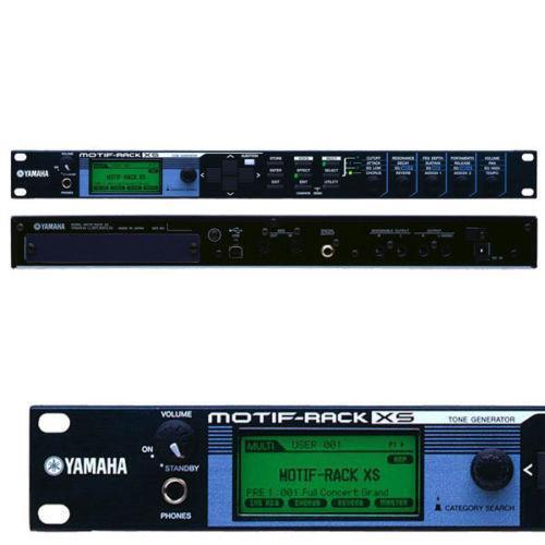 $_3 Yamaha Motif Rack