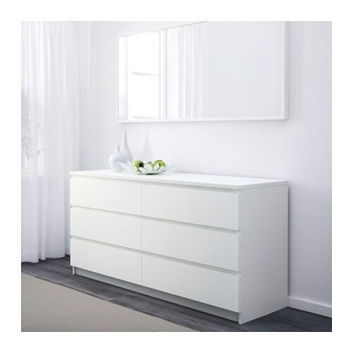 Kullen Ikea Ikea White Kullen Chest Of Drawers | In Hackney, London