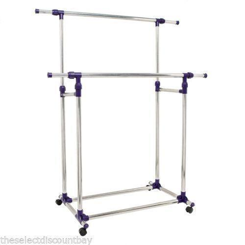 Free Standing Clothes Rack Ebay