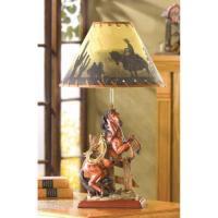 Cowboy Lamp Shade | eBay