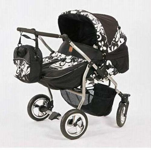 Double Pushchair For Toddlers Twin Prams Pushchairs Ebay