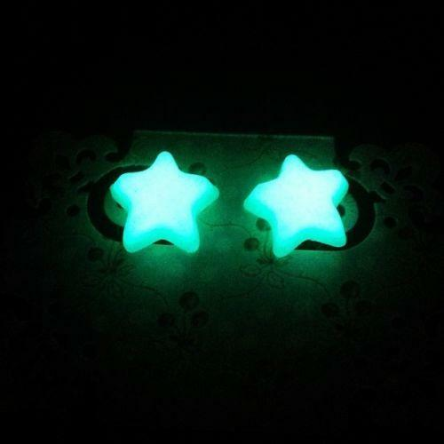 Glow in The Dark Earrings