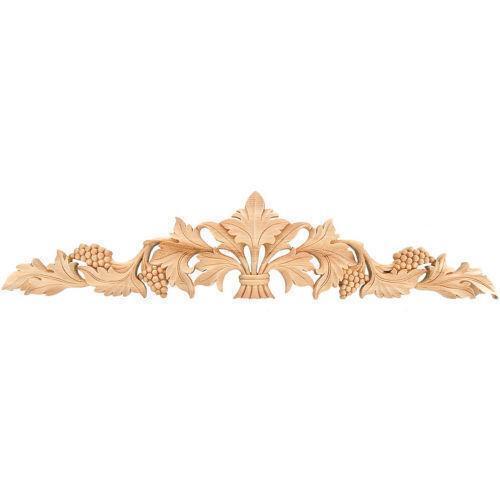 ornamental wood appliques