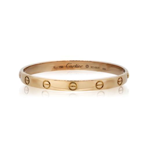 Used Cartier Love Bracelet Ebay