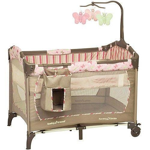 Jogger Baby City Select Baby Girl Bassinet Ebay