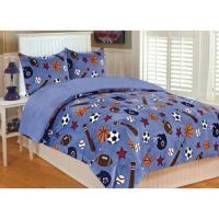 Boys Sports Bedding Full | eBay