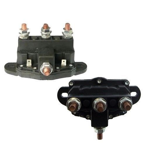 ATV WINCH MOTOR SOLENOID REVERSING POLARITY RELAY SWITCH 6 Terminal