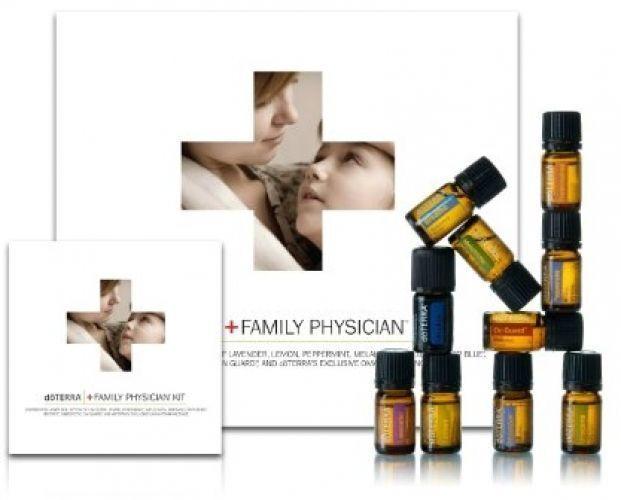 doTERRA Family Physician Kit 10 x 5ml Essential Oils eBay