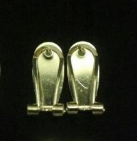 Flat Back Earrings | eBay